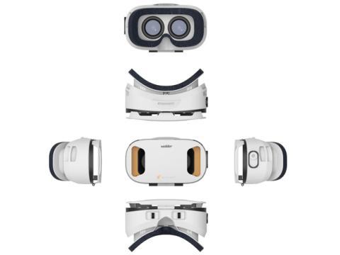 Las Wolder VR desde distintos ángulos
