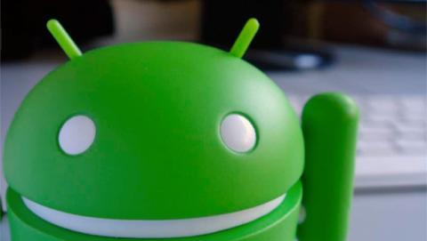 Los datos de distribución de Android en enero