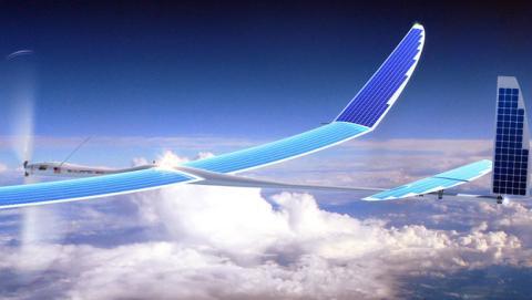 Google descarta seguir su proyecto de aviones no tripulados