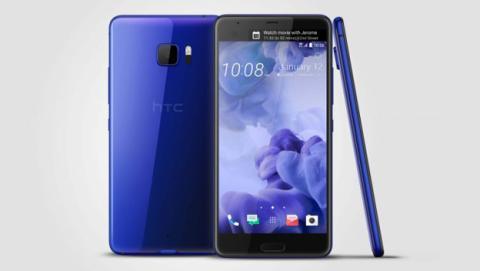 HTC U Ultra, el nuevo móvil con curvas de HTC