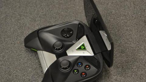 Así podría ser una versión portátil de la NVIDIA Shield