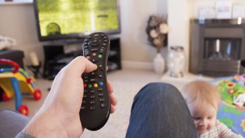 Tu móvil puede sustituir al mando de la TV