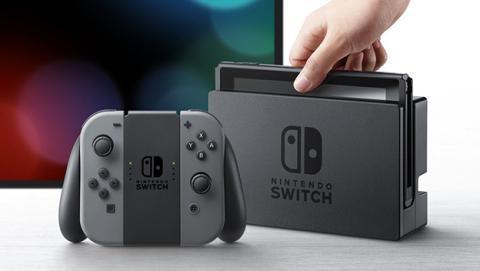 Nintendo Switch, a la venta el 3 de marzo a 299,99 dólares