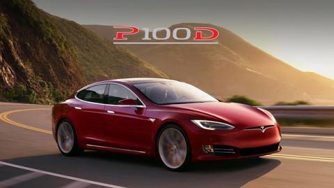El Tesla Model S P100D pasaría de 0 a 100 kmh en 2,34 segundos