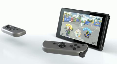 Los juegos que trae la Switch