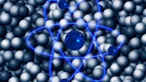 Confirmada una molécula de carbono con 6 enlaces de átomos