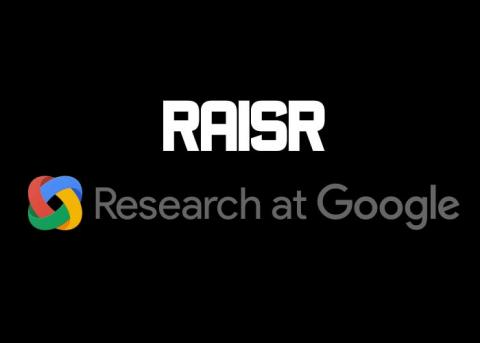 Google RAISR mejorar fotos