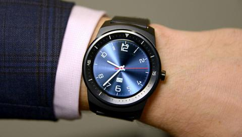 LG prepara un nuevo smartwatch con Android 2.0