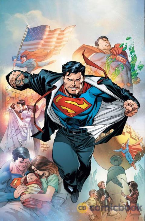 Nuevo traje superman