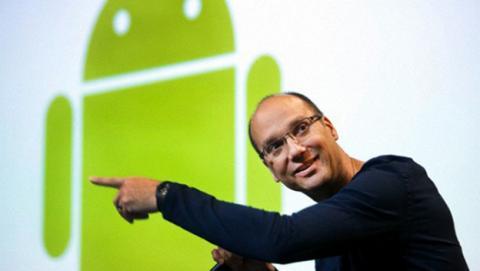 Creador de Android lanzará un teléfono para competir con Google