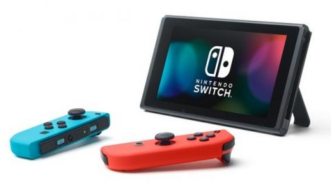Nintendo Switch usará tarjetas Micro SDXC de hasta 2 TB