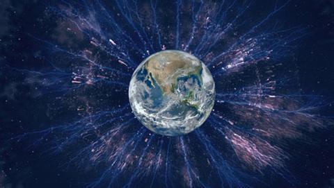 Origen del tiempo y el espacio