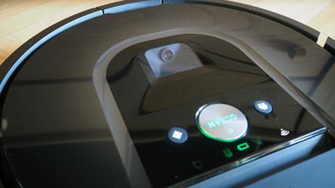 Camara Roomba 980