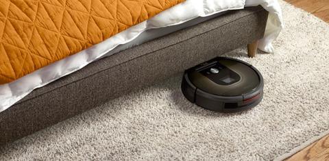 Roomba 980 funcionamiento