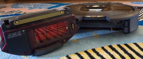 Deposito Roomba 980