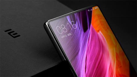 Xiaomi Mi Mix Evo, digno sucesor sin biseles y con Snapdragon 835