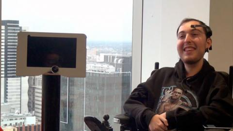 robot telepresencia discapacidad discapacitados