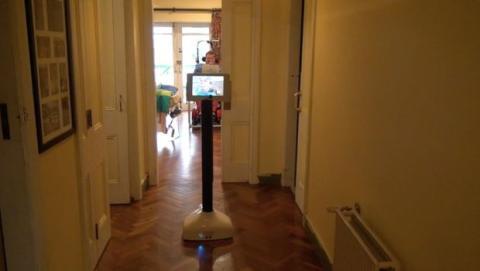 Robot controlado cerebro