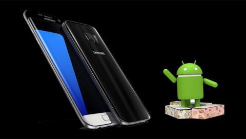 Lista de móviles Samsung Galaxy que podrían actualizar a Nougat
