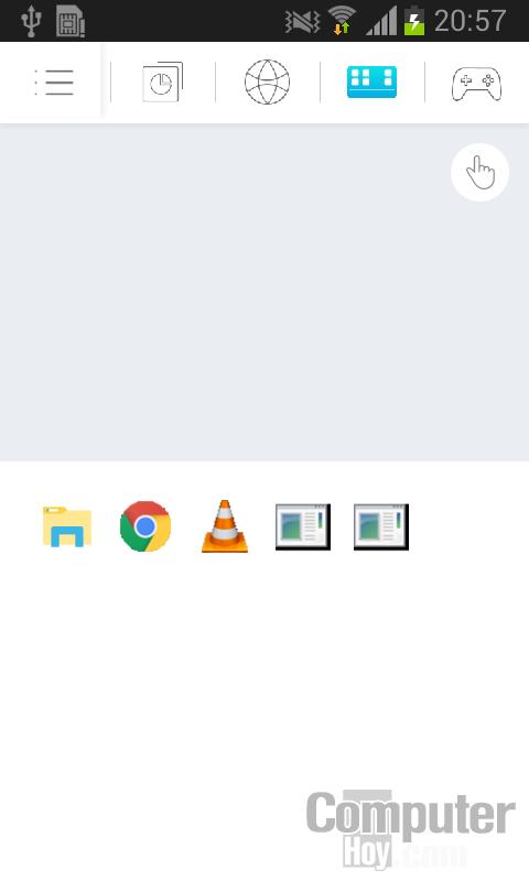 Lanzar las aplicaciones que tienes ancladas en la barra de tareas
