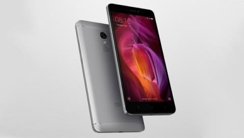 El Xiaomi Redmi Note 4 con procesador Snapdragon