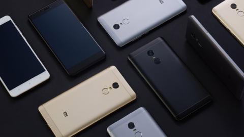 Los diferentes colores del Note 4 con Snapdragon 652