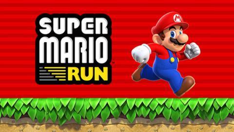Super Mario Run llega a Android en marzo