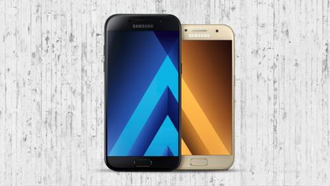 Samsung Galaxy A3 y A5 2017: la nueva gama media llega a España