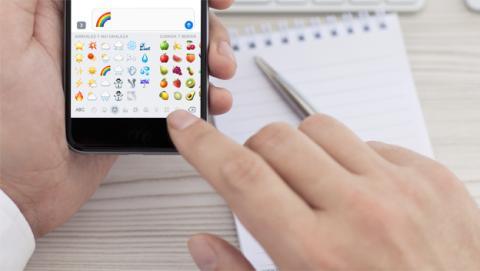 El emoji del arcoíris que bloquea los iPhone