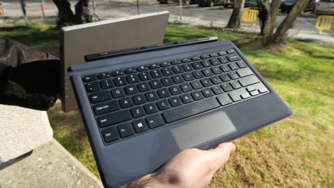 Este convertible se puede conectar a un teclado