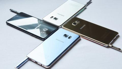 Samsung explicará los resultados de su investigación sobre la batería del Note 7