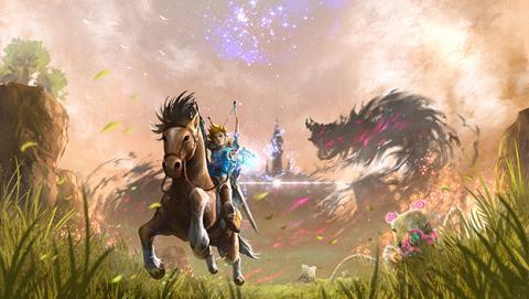 The Legend of Zelda: Breath of the Wild será el adiós de Wii U