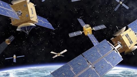 Proyecto secreto de Google para llenar el espacio de satélites