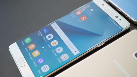 La batería provocó las explosiones del Samsung Galaxy Note 7