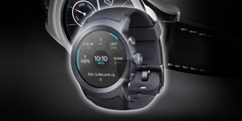 El reloj de LG con Android Wear 2.0