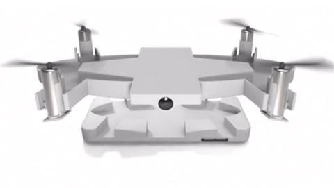 dron fotos selfis
