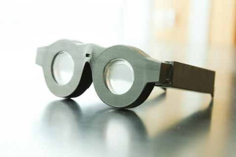 Gafas inteligentes ajustables
