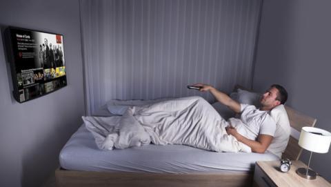 Netflix supera al porno en los hoteles de Estados Unidos