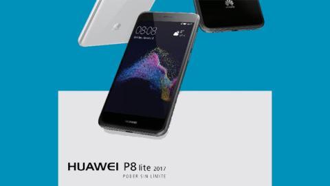 El P8 Lite llega a España en su versión de 2017