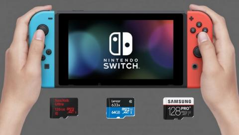 Nintendo Switch Cómo Elegir La Mejor Tarjeta Micro Sd Para Descargar Juegos Gaming Computerhoy Com