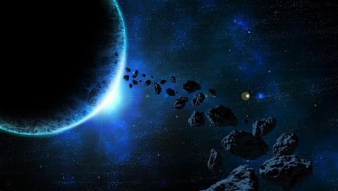 Origen geológico de los meteoritos