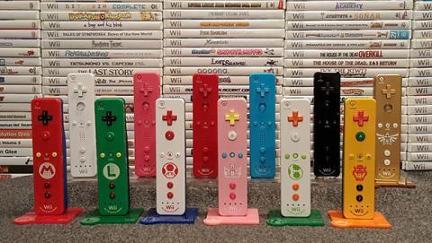 Alguien ya tiene la colección completa de Wii
