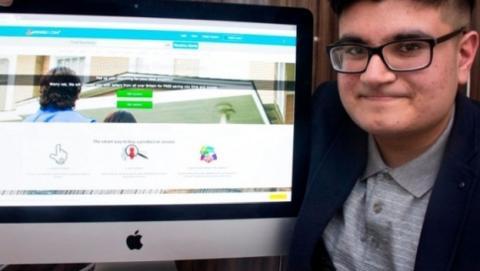 Adolescente de 16 años rechaza 6 millones de euros por su web