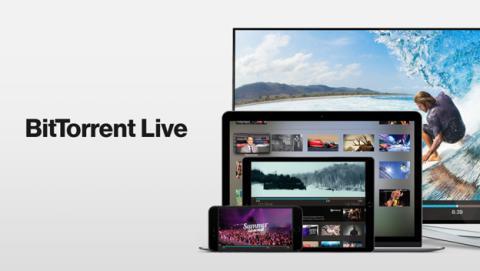 El programa para descargar películas BitTorrent saca una aplicación para ver televisión en Android