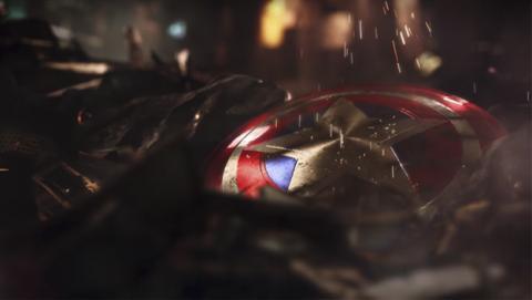 VIdeojuego de Los Vengadores y Marvel con Square Enix.