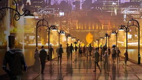 Sansar, juego en VR de los creadores de Second Life