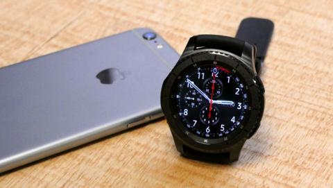 new concept c416b e5559 Cómo utilizar (y conectar) el Samsung Gear S3 con un iPhone ...