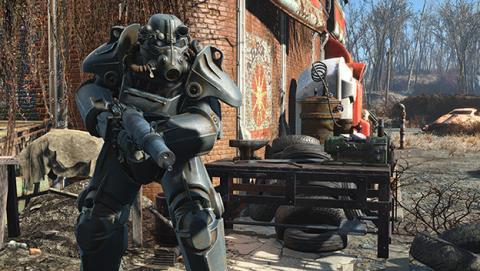 Fallout 4 se hace realista en PC y se adapta a PS4 Pro