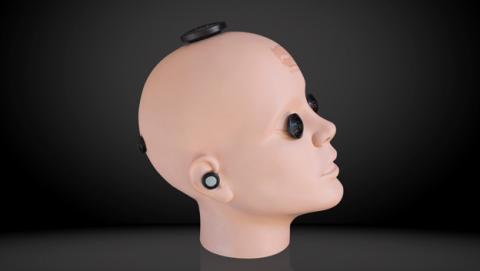Este maniquí permitirá grabar porno en realidad virtual desde primera persona