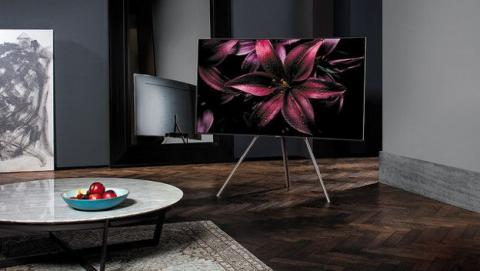 samsung smart tv qled